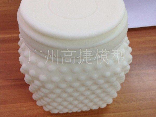 三维打印陶瓷塑料罐子