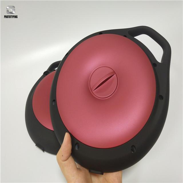 橡胶漆音响设备手板