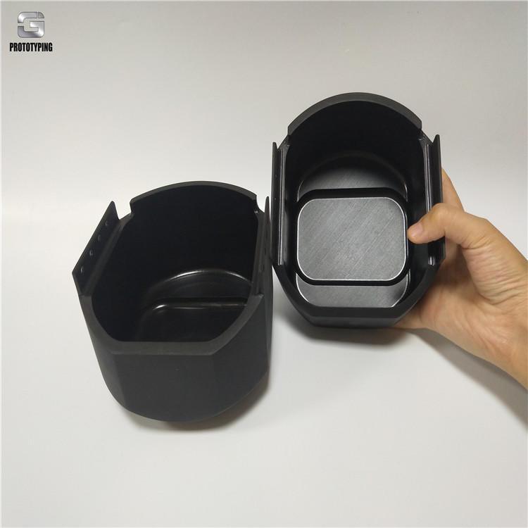 黑色POM CNC加工服务