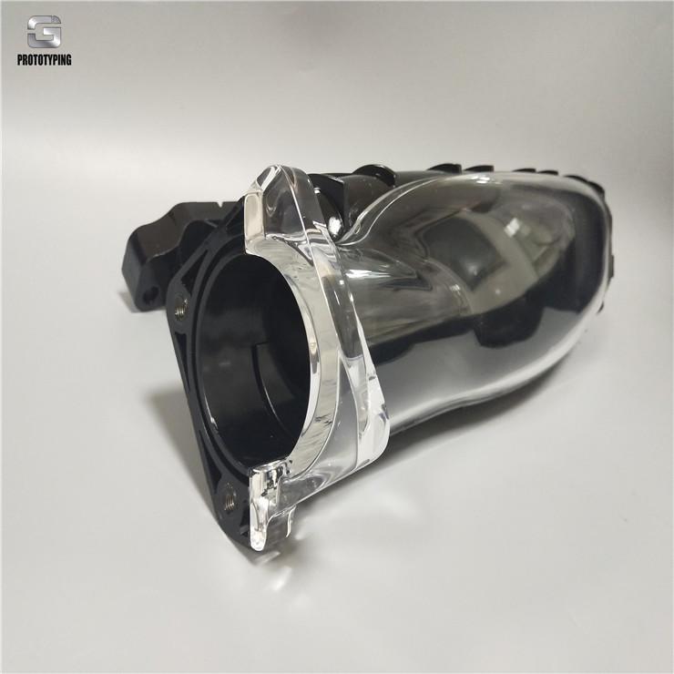 抛光亚克力与塑料ABS结构件