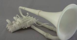 3D打印技术预示未来乐器的发展方向 探寻音乐未来