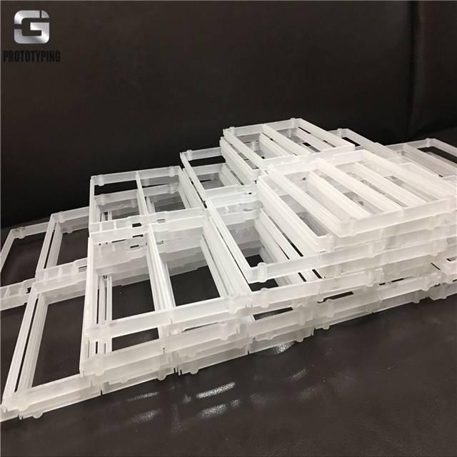 半透明PC机器框架