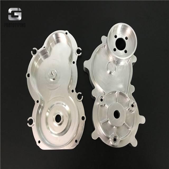 抛光CNC铝合金6061