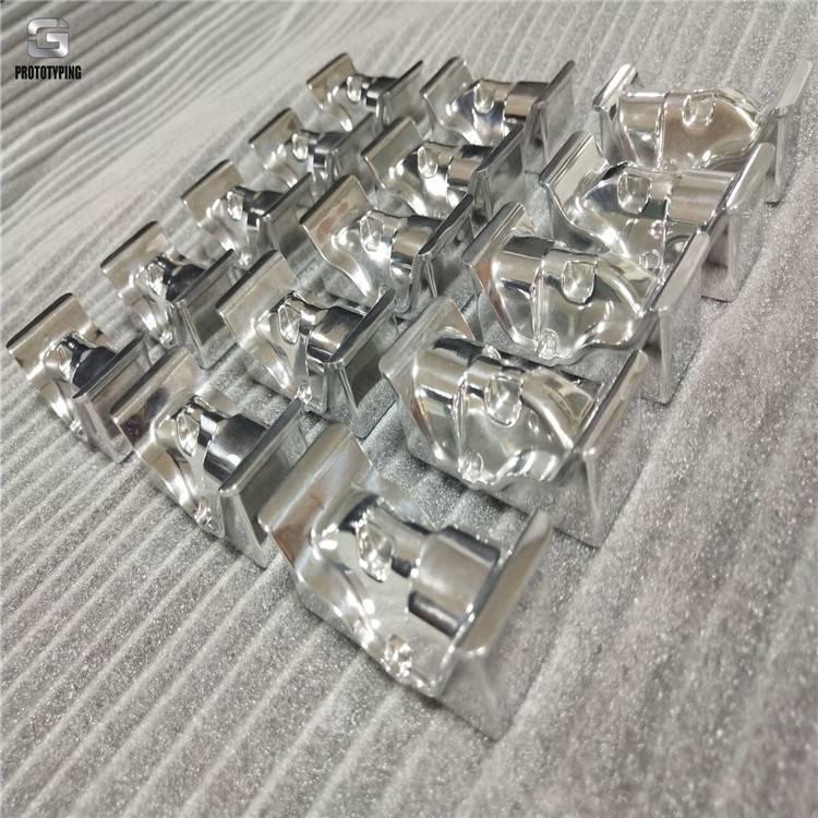 铝合金抛光产品模型