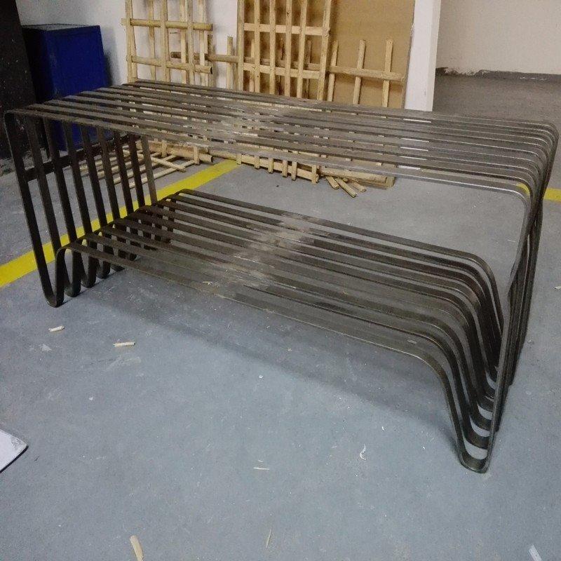 折弯金属氧化