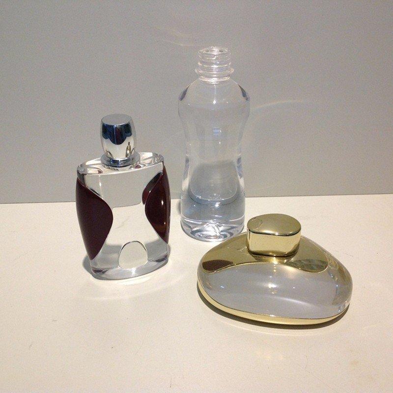 水晶香水瓶三维抄数定制