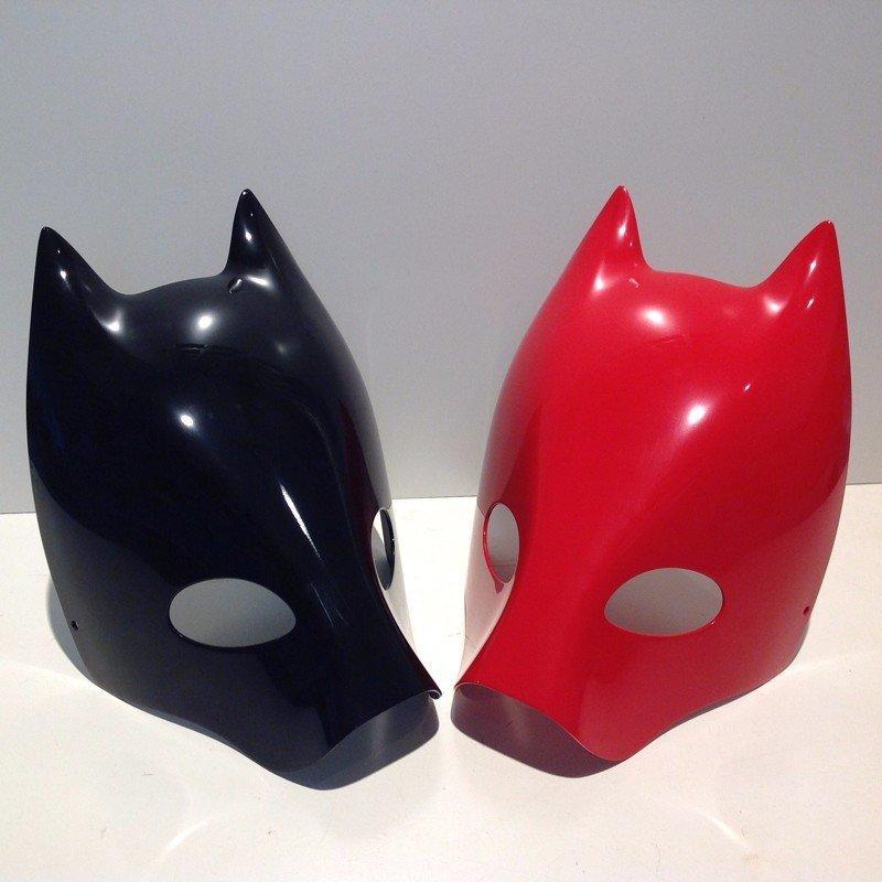 塑料面具模型玩具