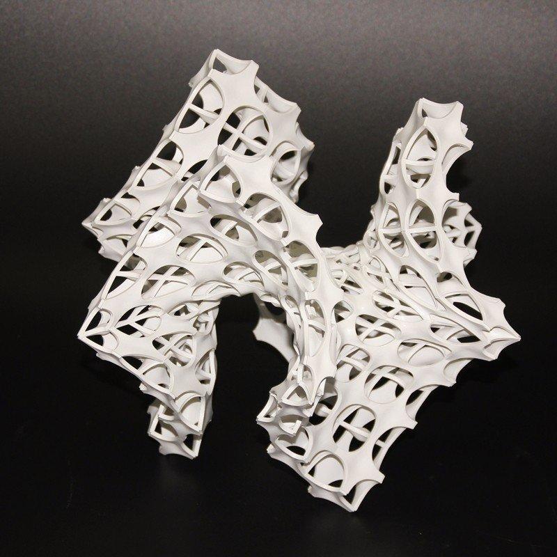 塑料3D打印SLA树脂模型