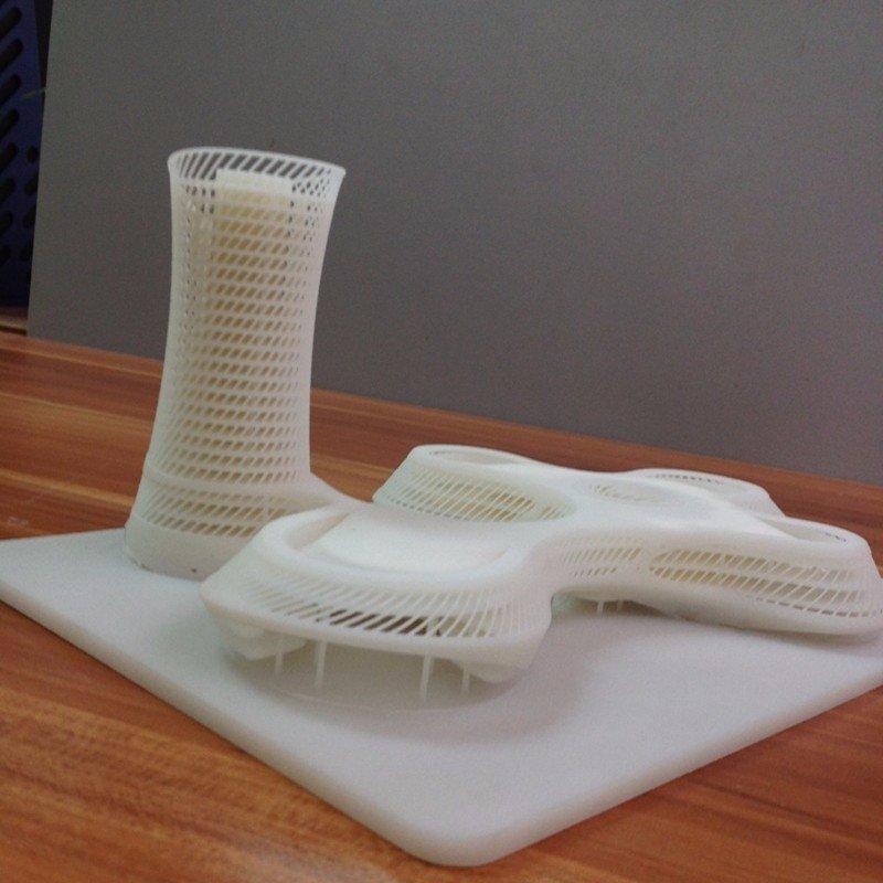 3D打印镂空楼盘模型