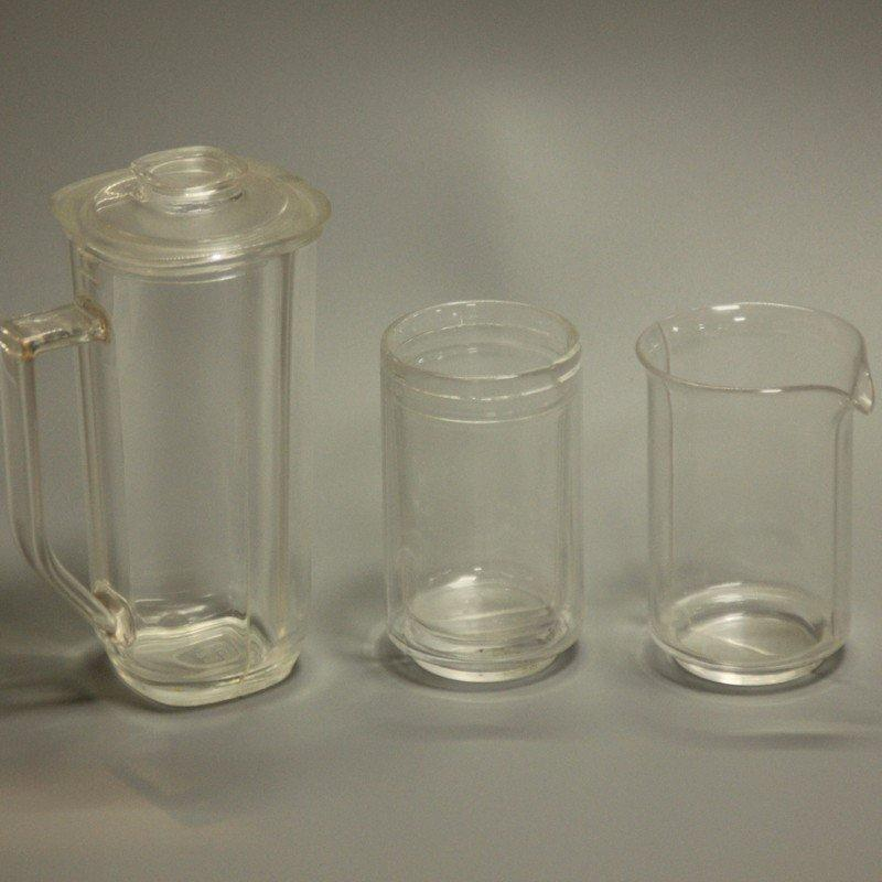 透明杯子模型