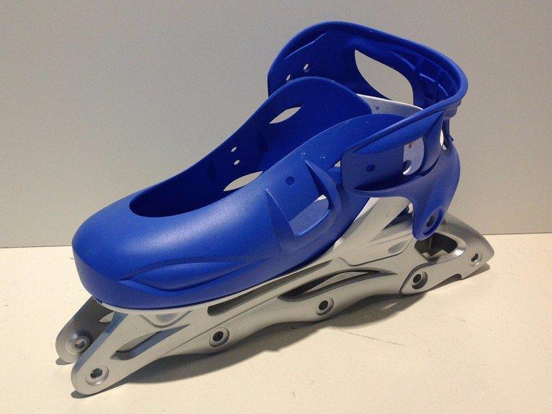 旱冰鞋溜冰鞋模型