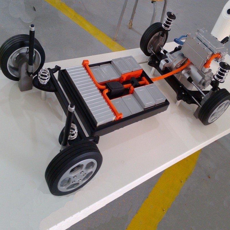 车模型太阳能车
