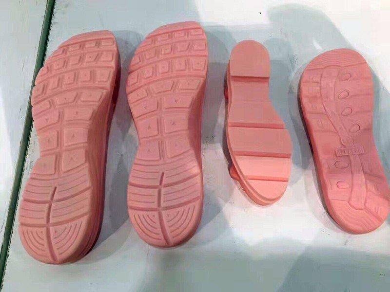 真空硅胶模具鞋底