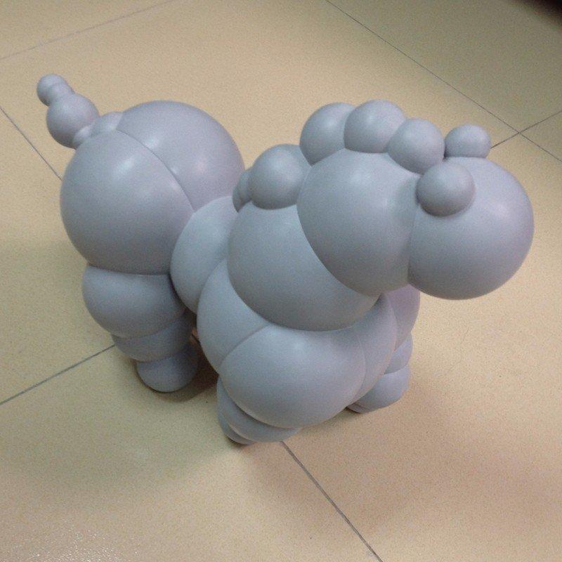 树脂光固化快速成型艺术品桌面摆件