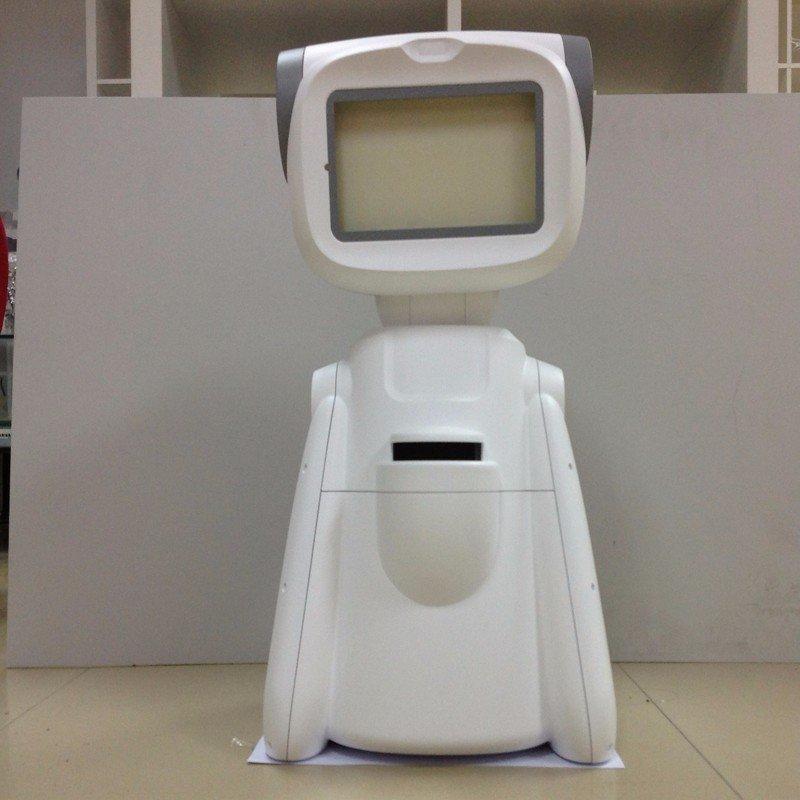 塑料机器人模型