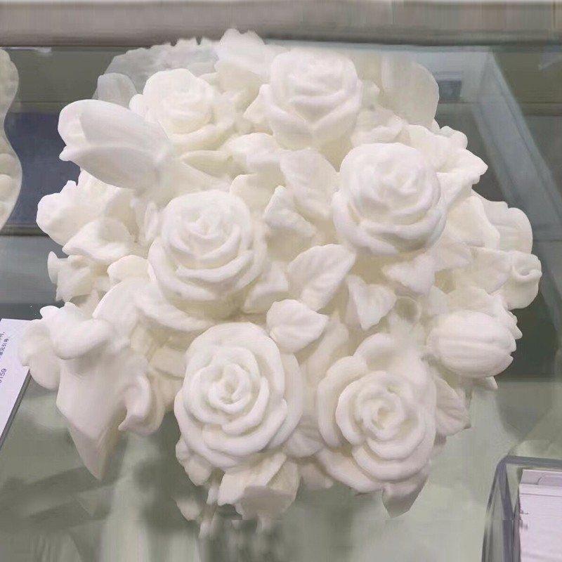 桌面艺术品摆件玫瑰花