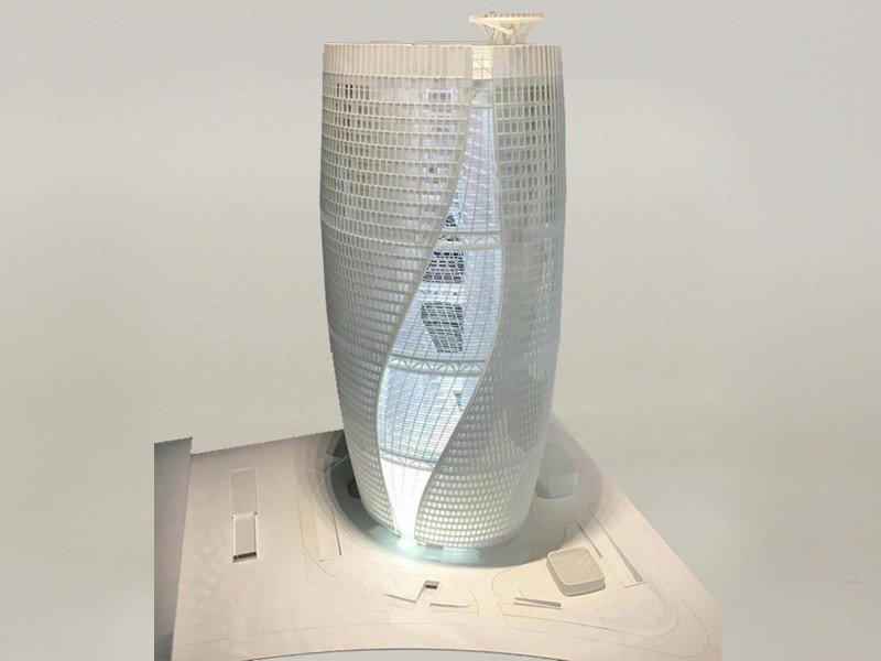 三维打印建筑模型电子手板
