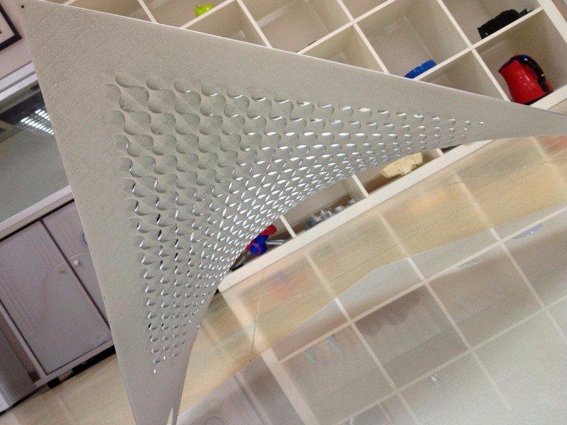 3D打印概念建筑模型