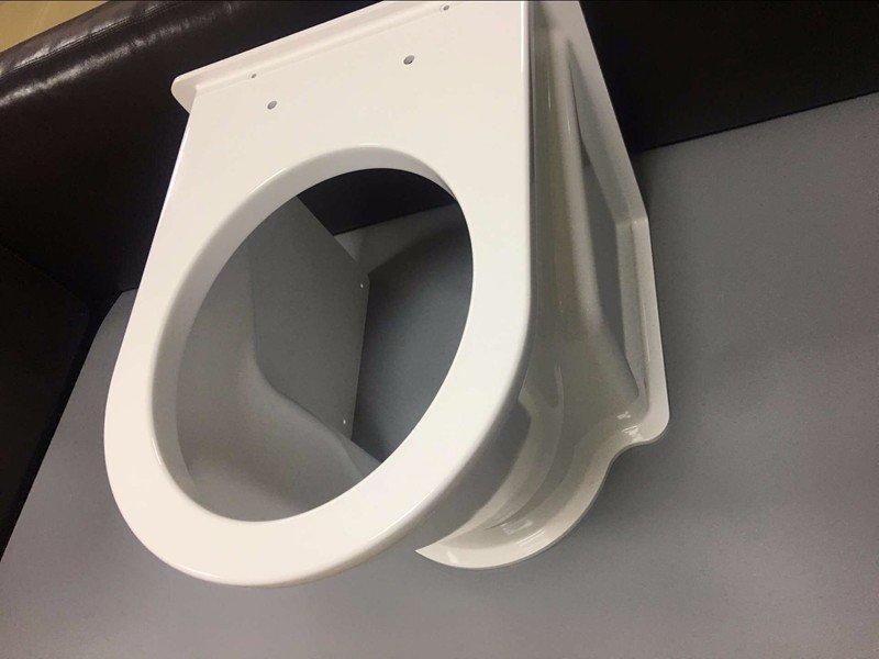 实用的抽水马桶塑料部件