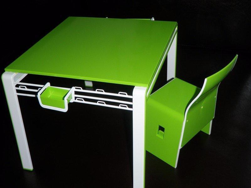 3D快速打印办公家用桌椅模型