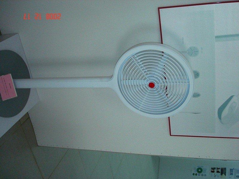 机加工风扇冷气扇智能小家电展示模型