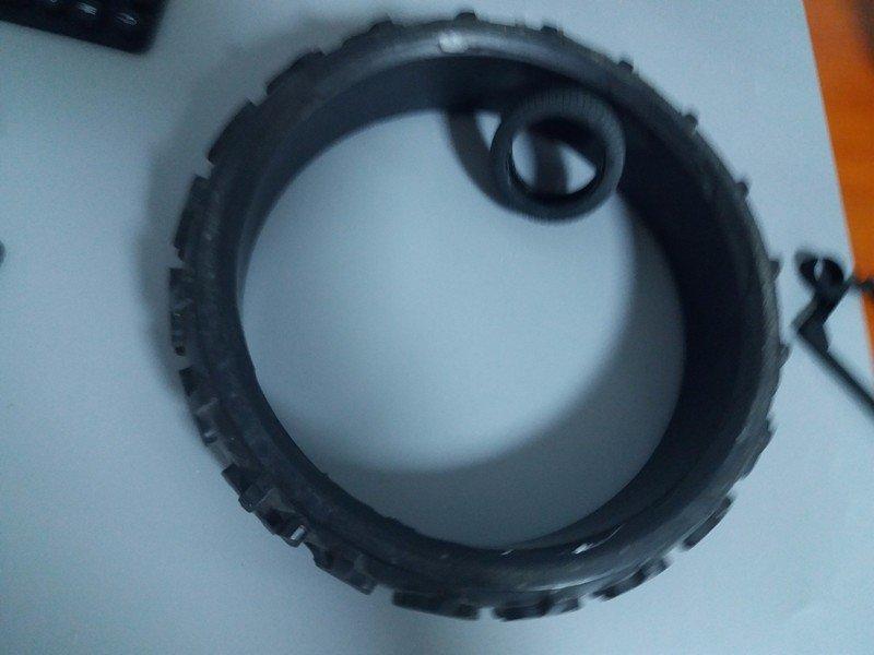 高质量橡胶轮胎玩具汽车配件