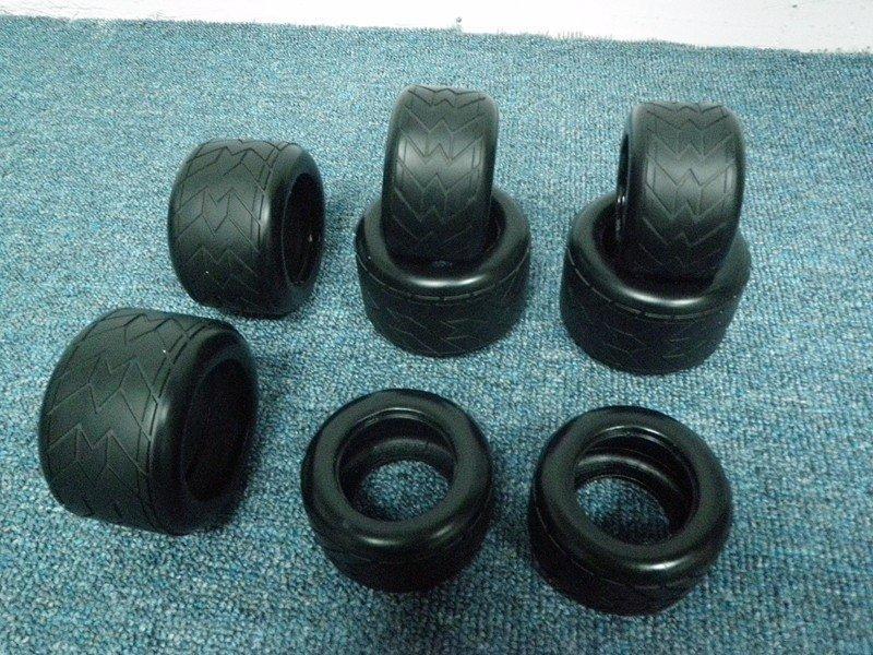硅胶模具小批量橡胶轮胎制作