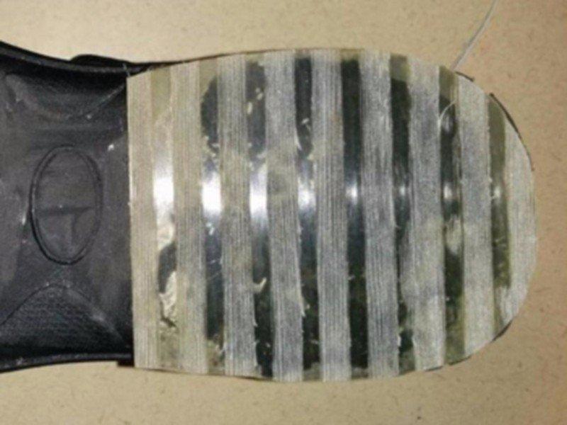 高要求定制鞋底皮鞋橡胶底