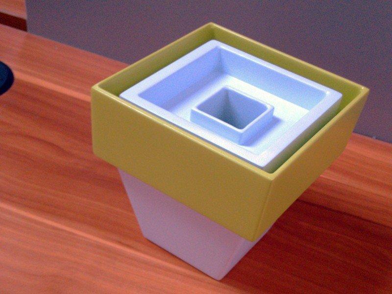 CNC塑料盒子
