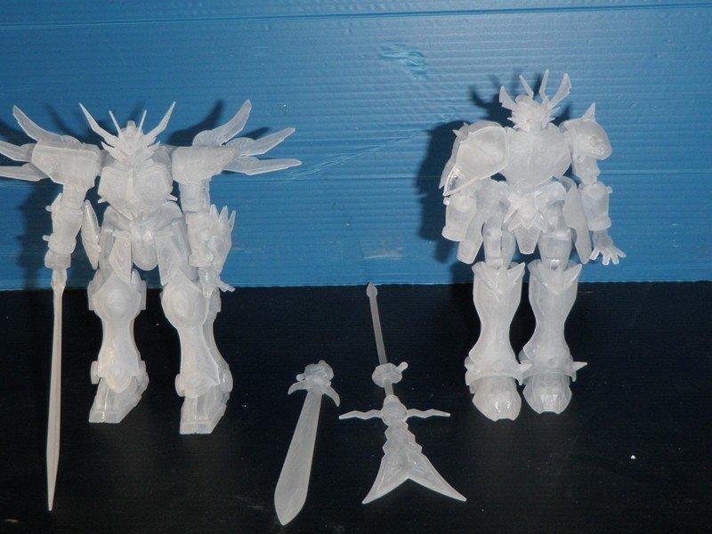 动漫人物造型玩具模型