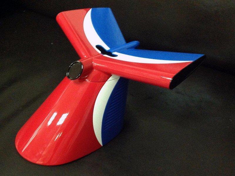 艺术工艺品美国轮船公司建筑模型礼品