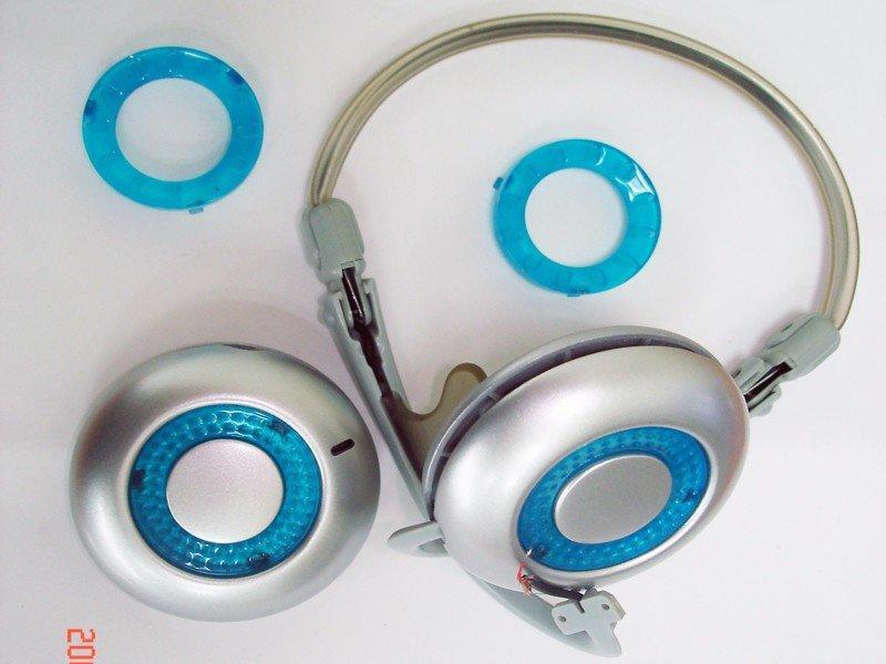 耳机耳塞塑料模型手板