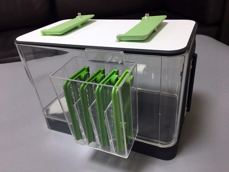 优质塑料透明亚克力外壳模型