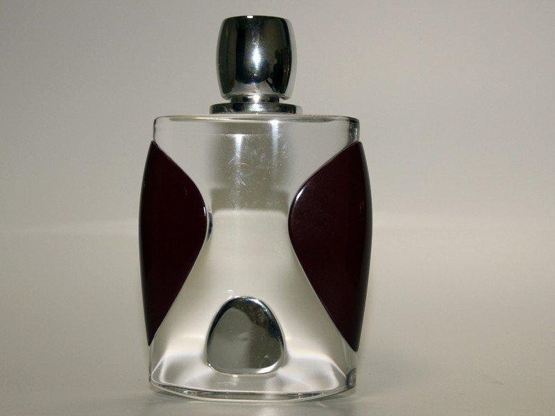水晶拼接塑料电镀香水瓶模型