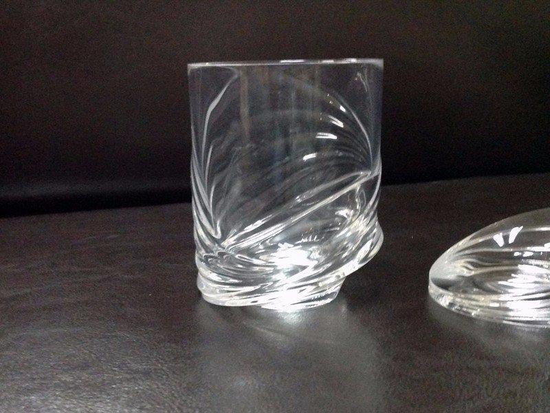 新设计透明啤酒杯水杯塑料模型