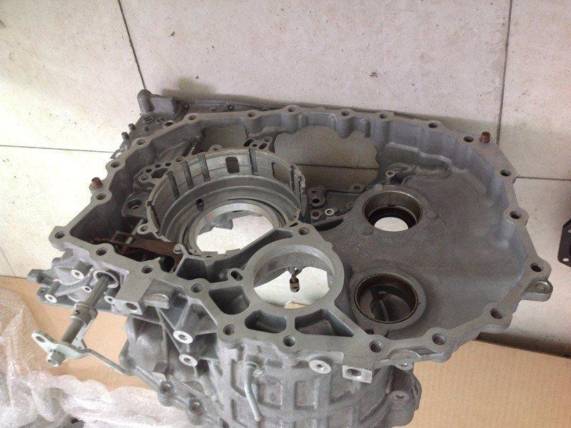 汽车发动机配件金属表面喷砂工艺