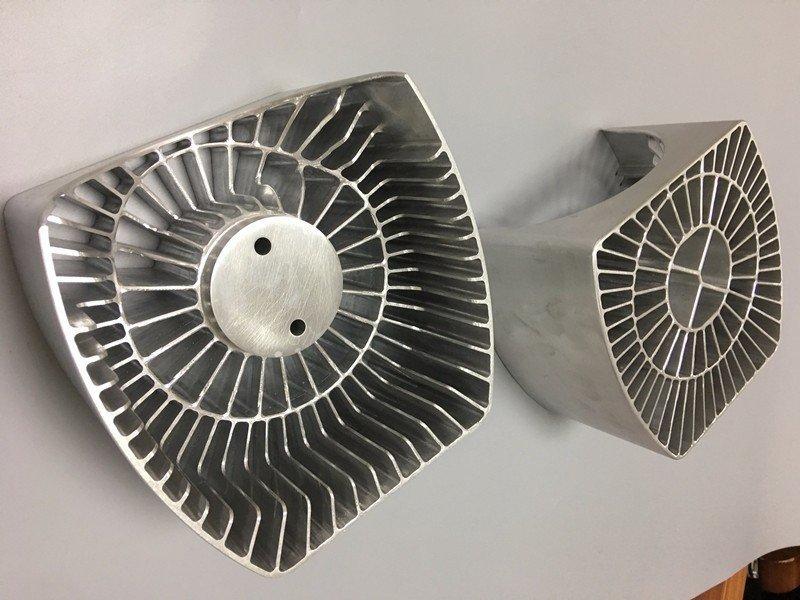 耐用专业定制金属配件手板