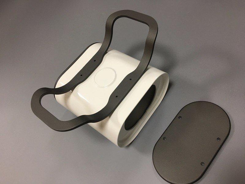 医疗产品塑料外壳手板