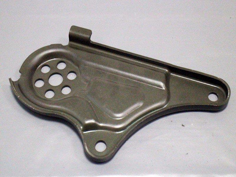 优质阳极氧化表面金属配件手板